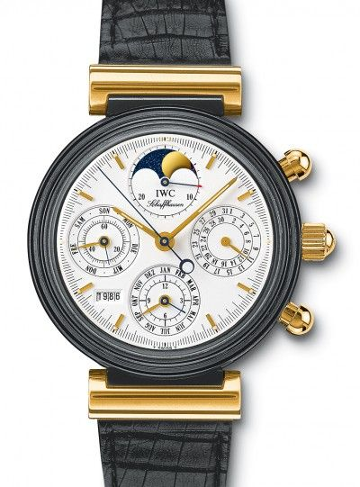 IWC | Da Vinci | Yellow Gold | Watch database watchtime.com