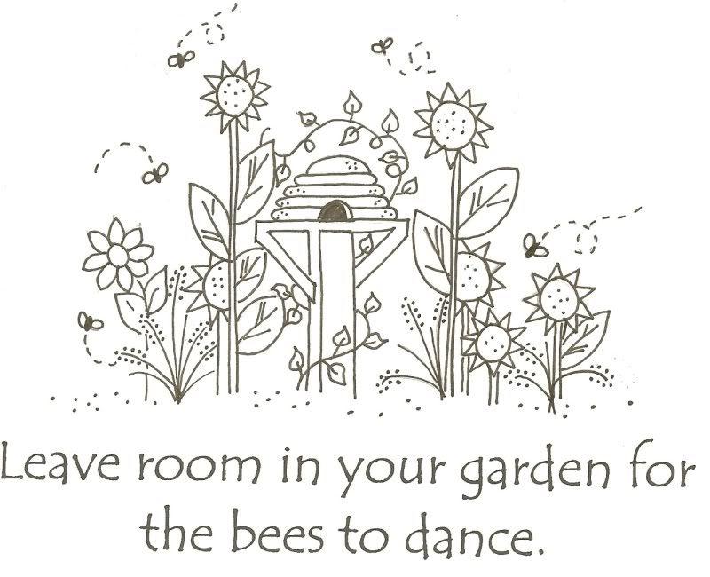 Garden Stitchery | embroidery | Pinterest | Free, Bordado y Patrones