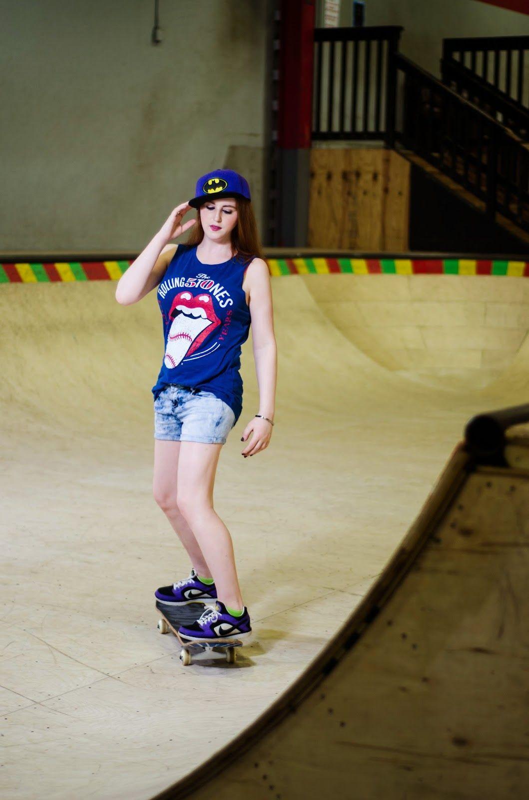 skater style skater girl style skateboarding style