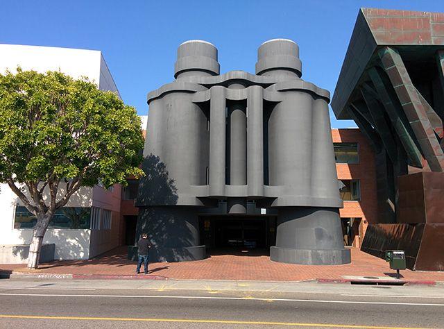 Google Los Angeles Office. Google\u0027s Los Angeles Binoculars Building Is  Really Watching You