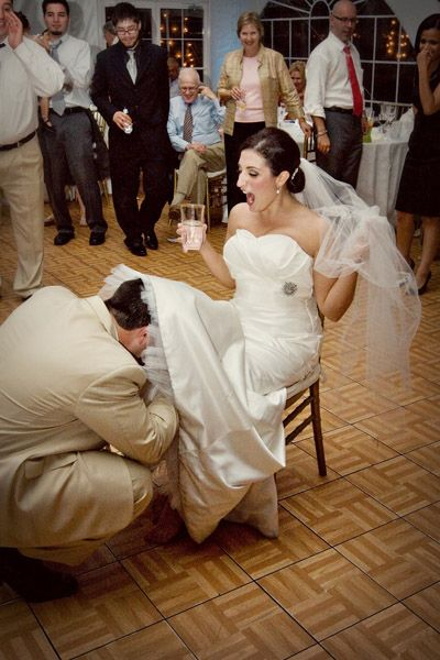 Absolute Soiree | Funny wedding photography, Wedding songs reception, Garter toss songs