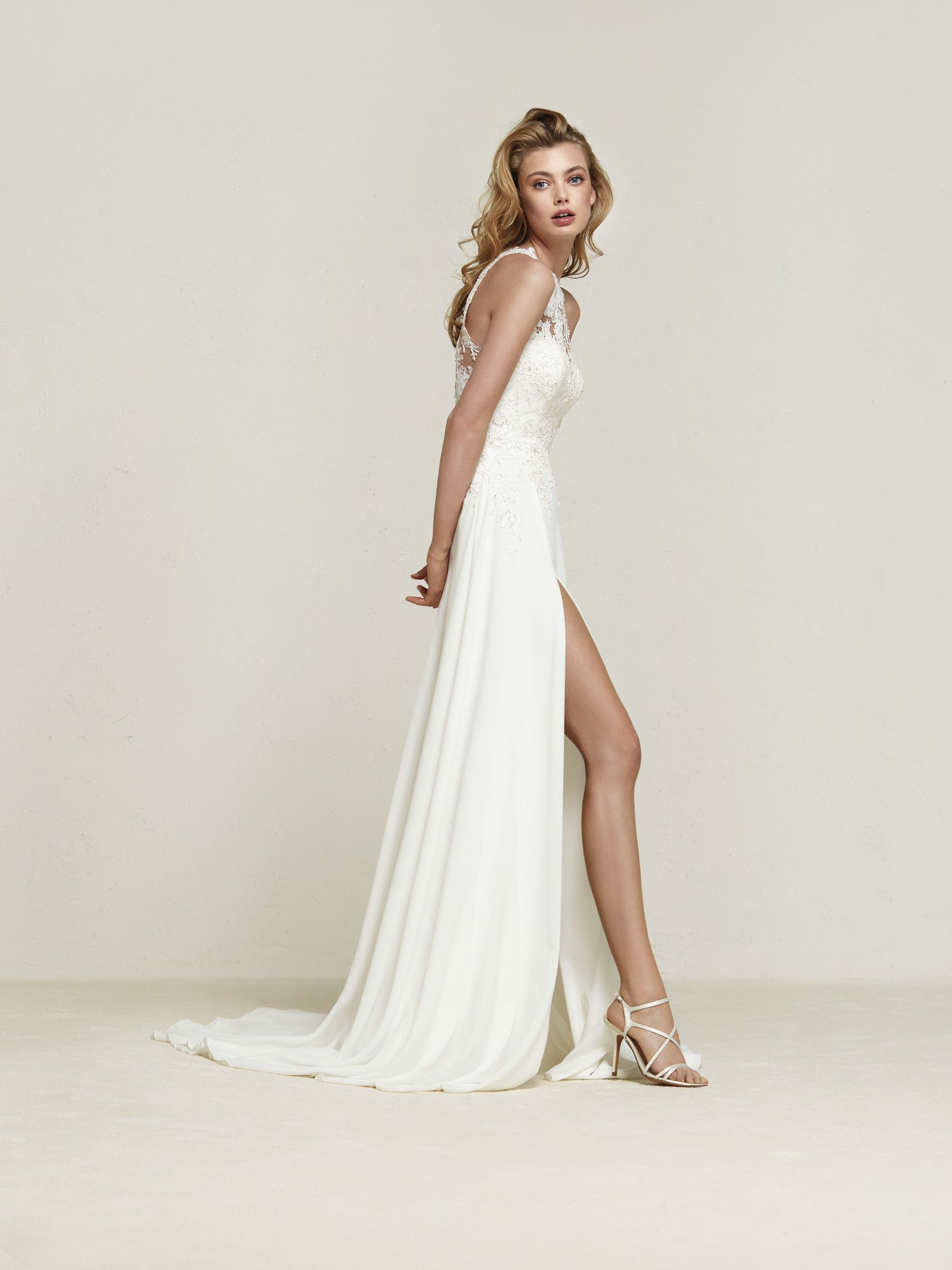 Dramis from Pronovias is available at Sincerely, The Bride located ...