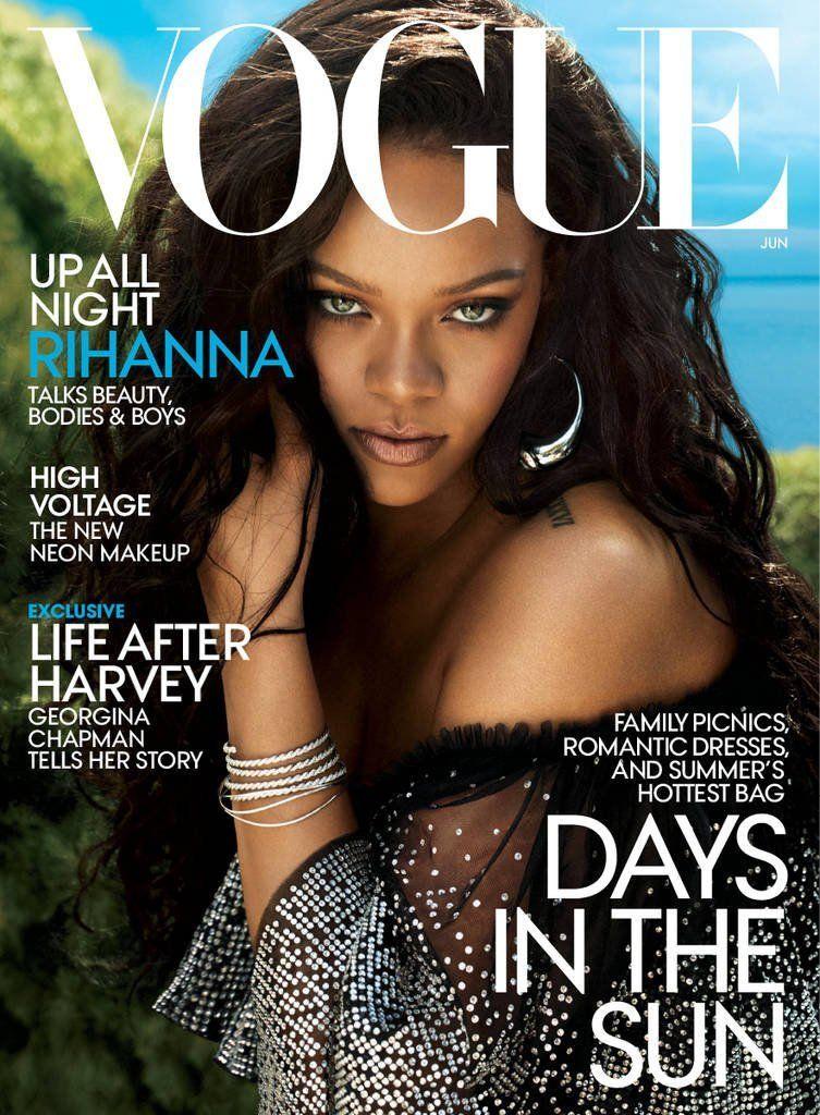Vogue Condé Nast Kindle Store Rihanna