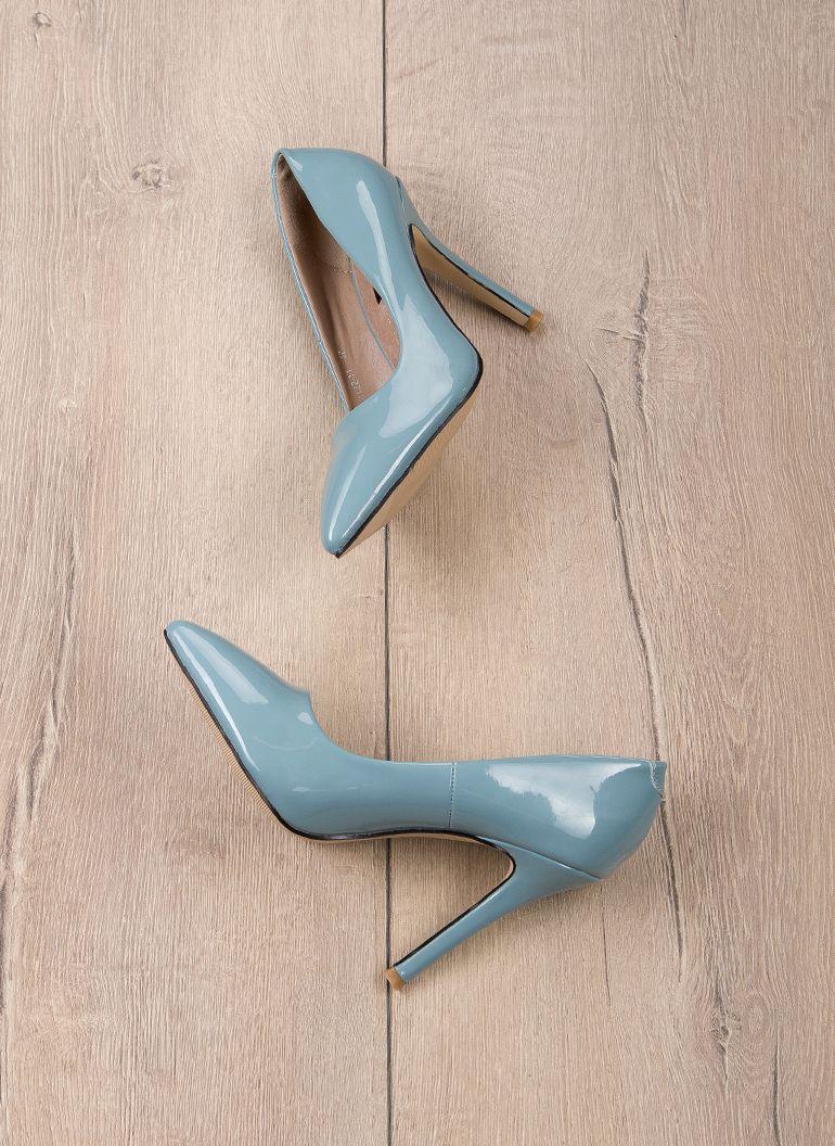 Szpilki Lucky Blue High Heels W Deezee Pl Blue High Heels Heels High Heels