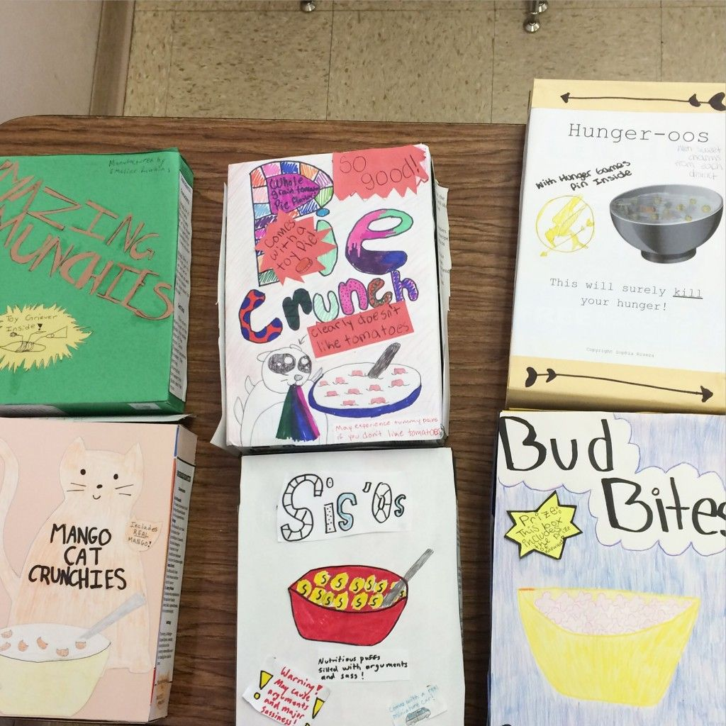 cereal box book report nonfiction Book reports using a cereal box to display novel information and implement strategies for teaching gifted and talented students use these lesson plans to allow students to develop their.