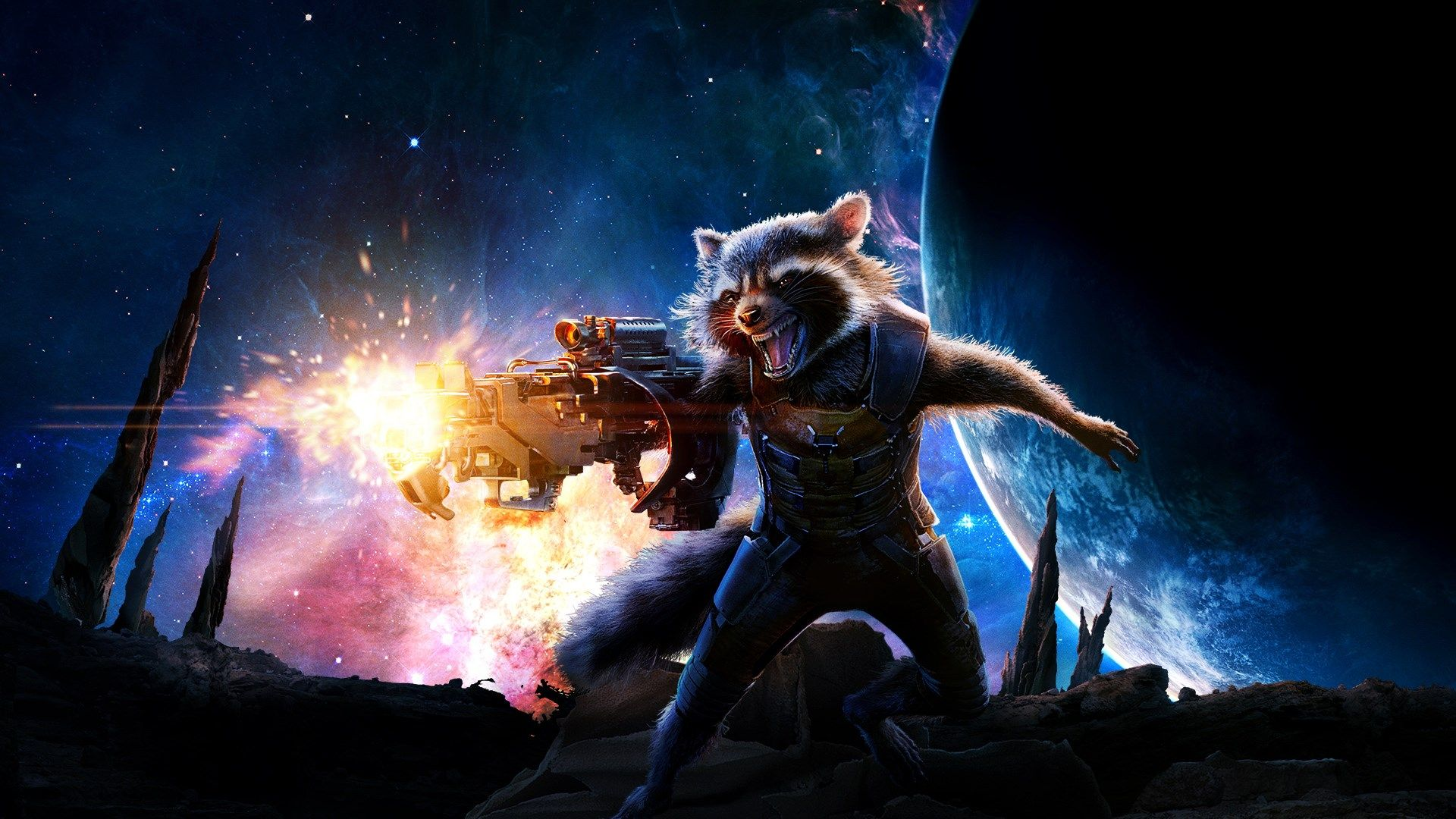 Guardians Of The Galaxy Wallpaper For Desktop Hd 390 KB