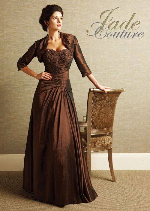 a54b2df459 ... wedding and special event dresses. Love this Copper color.