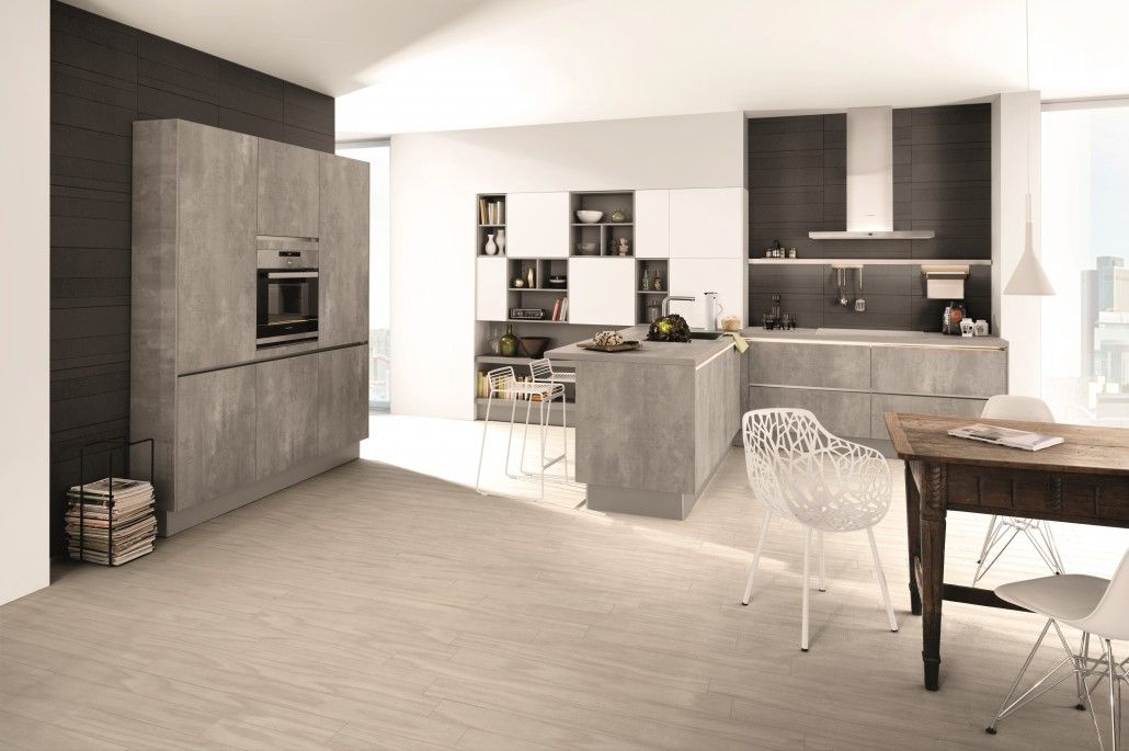 Kitchen trends 2016 New kitchen doors include the richly