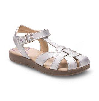 """Stride Rite® Girls' """"Summer Time"""" Sandals"""