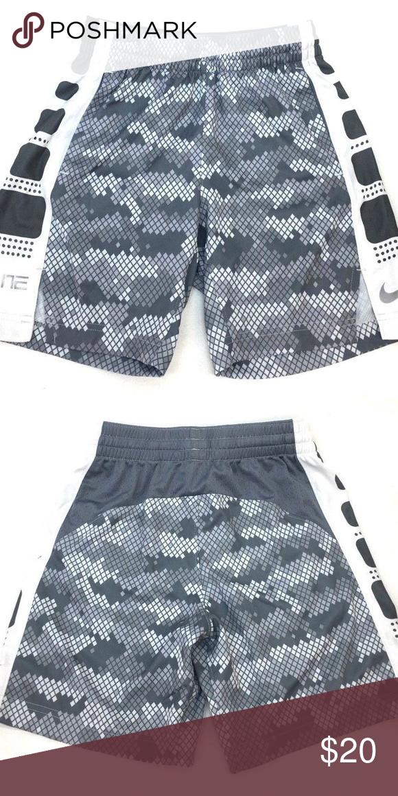 Nike Boy S Dry Elite Stripe Basketball Shorts Basketball Shorts Clothes Design Stripe
