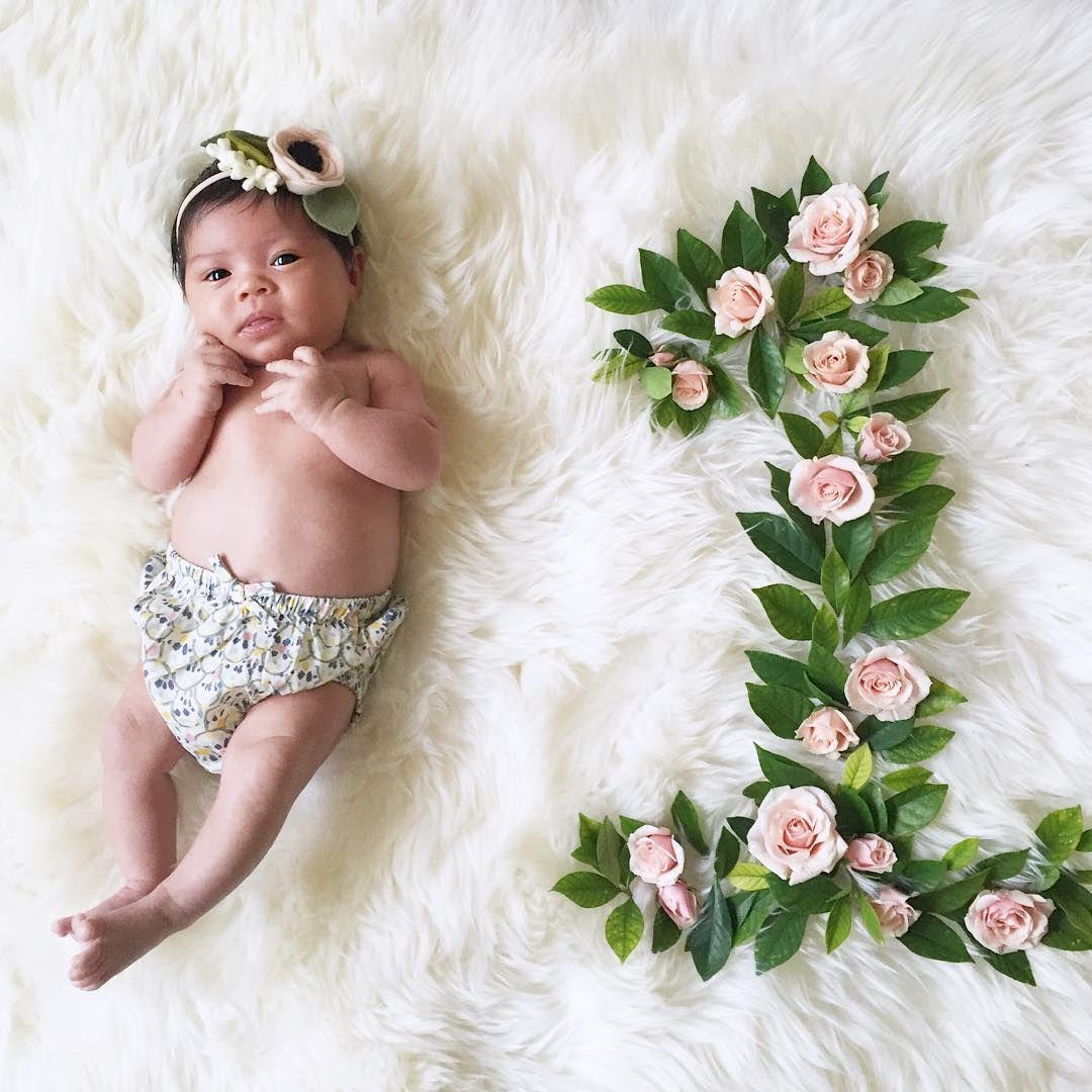 Pinterest Chelseakhaila Monthly Baby Photos Baby Pictures Newborn Monthly Baby Pictures
