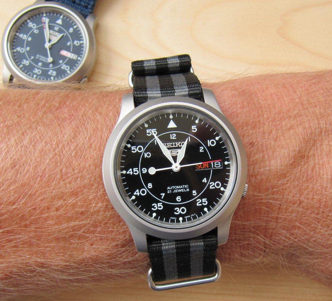 3b1910b04 Seiko SNK 809 | Seiko in 2019 | Seiko snk809, Seiko watches, Watches