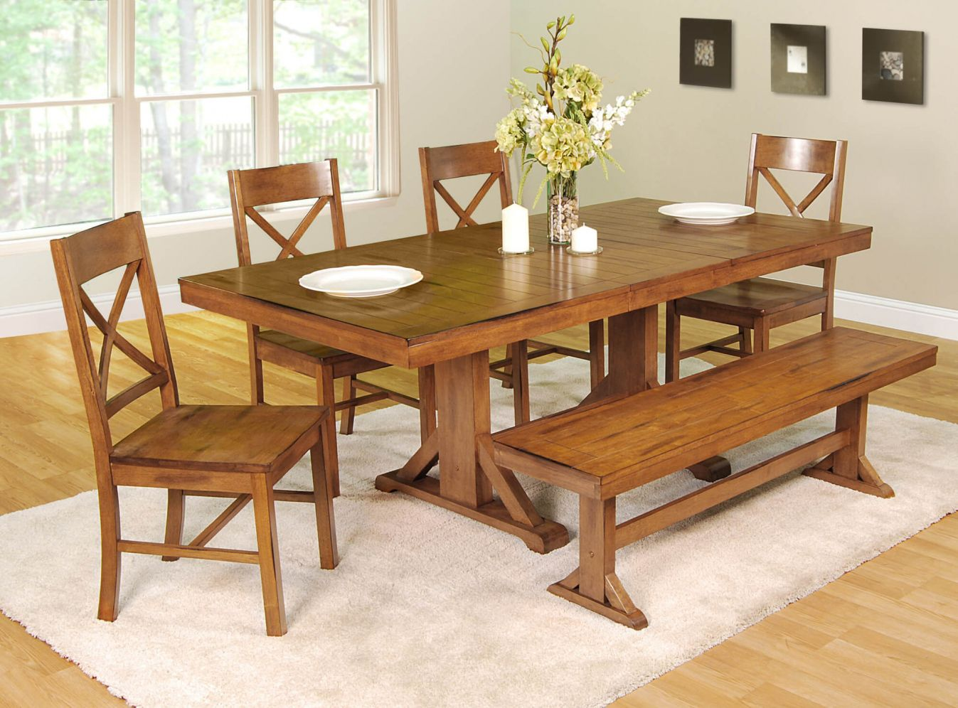 Kitchen Table & Chairs  Modern Classic Furniture Check More At Enchanting Kitchen Table Chairs Review