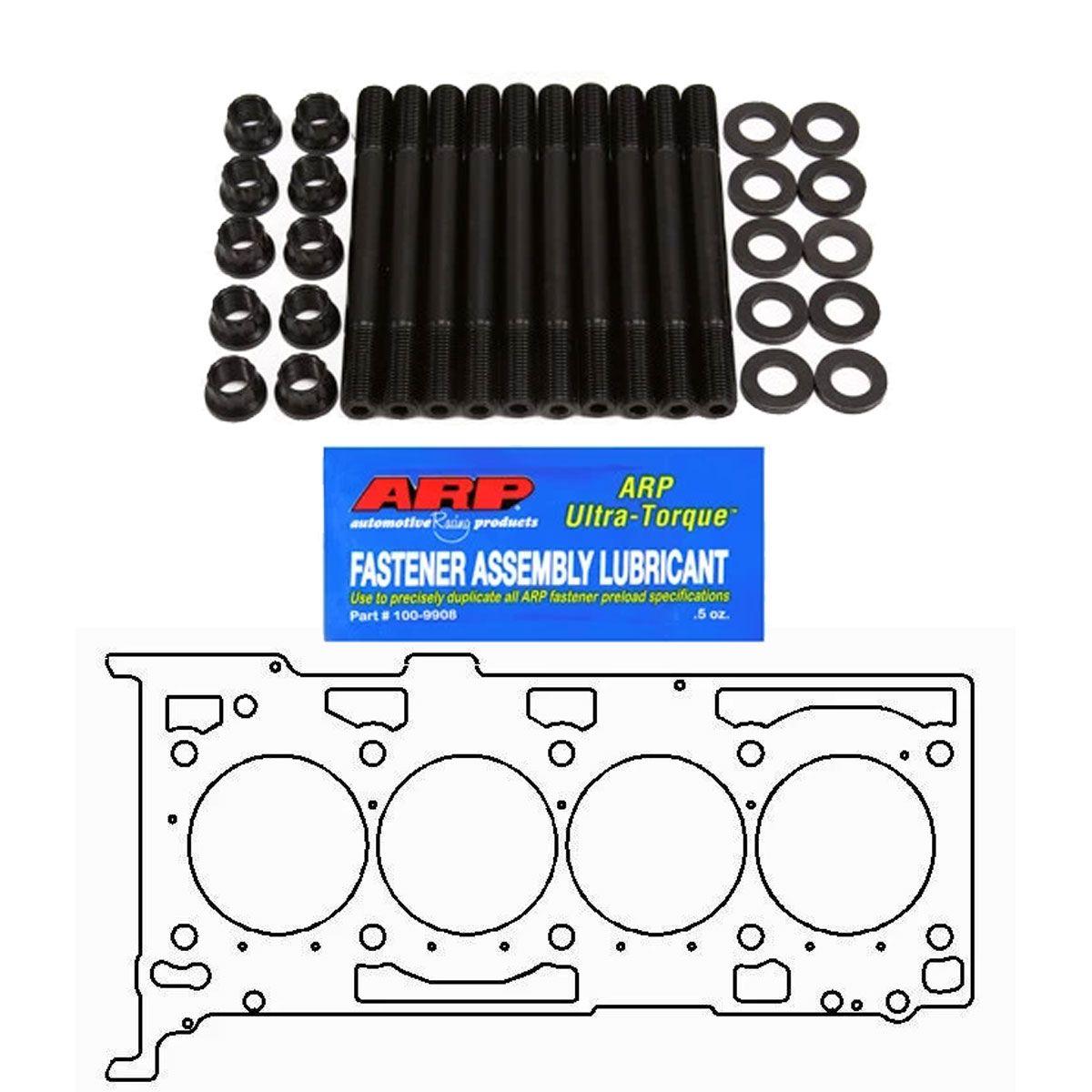 Exhaust Manifold Gasket Set Fel-Pro MS 9908