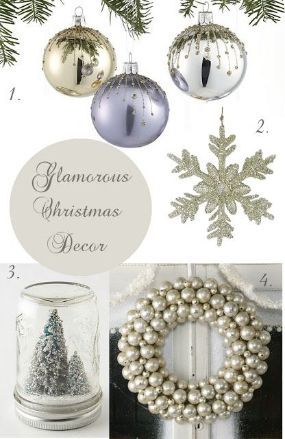 Christmas Decorating Ideas Luxurious White Neutrals Home Decor Ideas Silver Blue Wreath Table Decor Christmas Party Tree Ornaments Star Beaded Etsy Pinterest Arizona Phoenix Scottsdale New Year's Eve Party