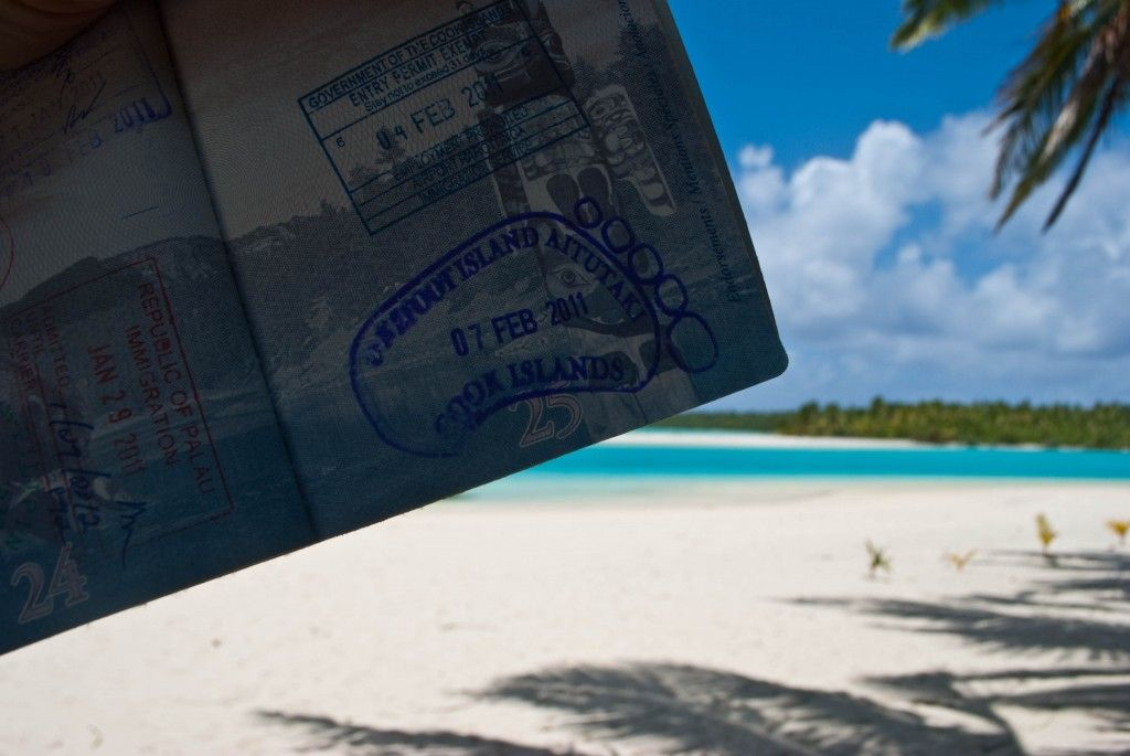 The Cook Islands Tahiti Without The French With Images