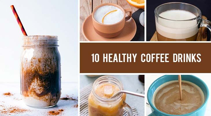 coffee drinks to make at home hot