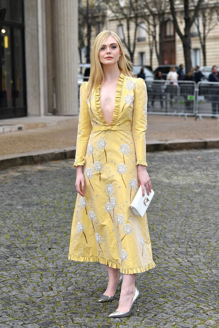 28 Times Elle Fanning's Style Reigned Supreme in 2019