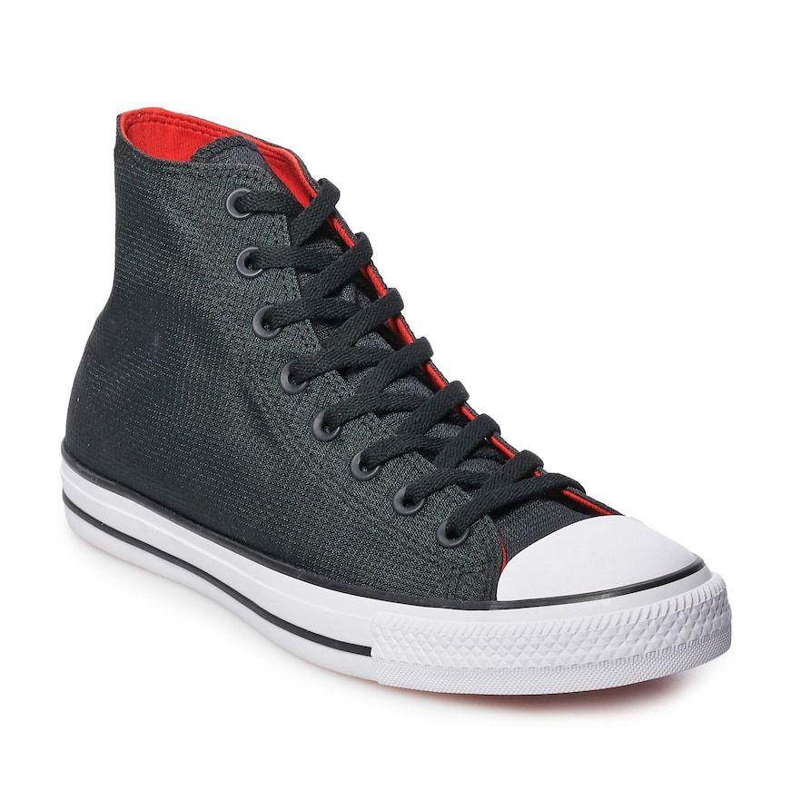 a21561260d2d Converse Men s Chuck Taylor All Star Nylon Sneakers