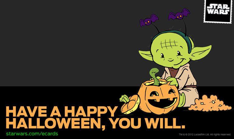 Games Starwars Com Star Wars Halloween Yoda Halloween Star Wars Geek