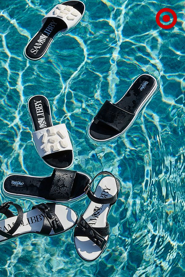 whether you are looking for embellished slides sporty slides or