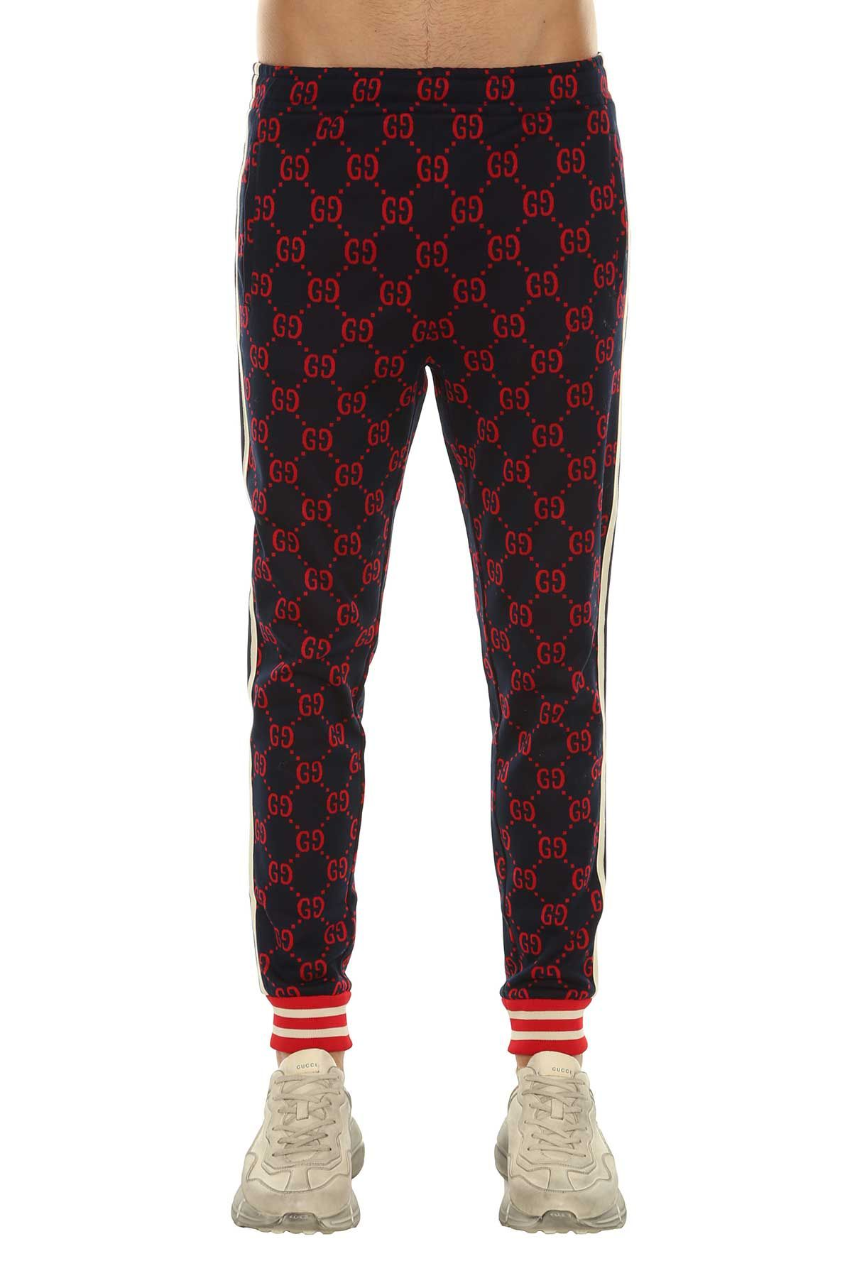 bdf805b4b3d GUCCI GG JACQUARD PANTS.  gucci  cloth