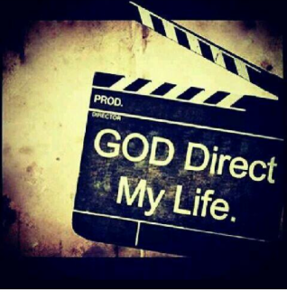 GOD is Directing my Life