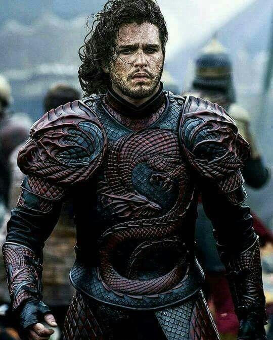 Jon Snow - House Targaryen armor - Game of Thrones, House ...