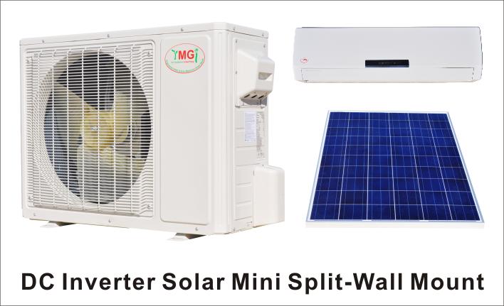 Ymgi 12000 Btu 220v Solar Assisted Mini Split Heat Pump Ac Up To 32 Seer Wmms 12ks V2b 56 Ductless Heat Pump Heat Pump Heat Pump Air Conditioner