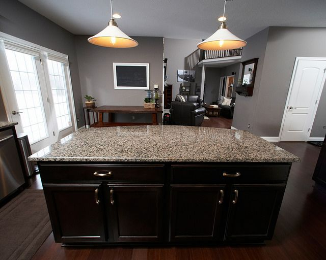 Annapolis   Spring Valley Maple Kona Cabinets