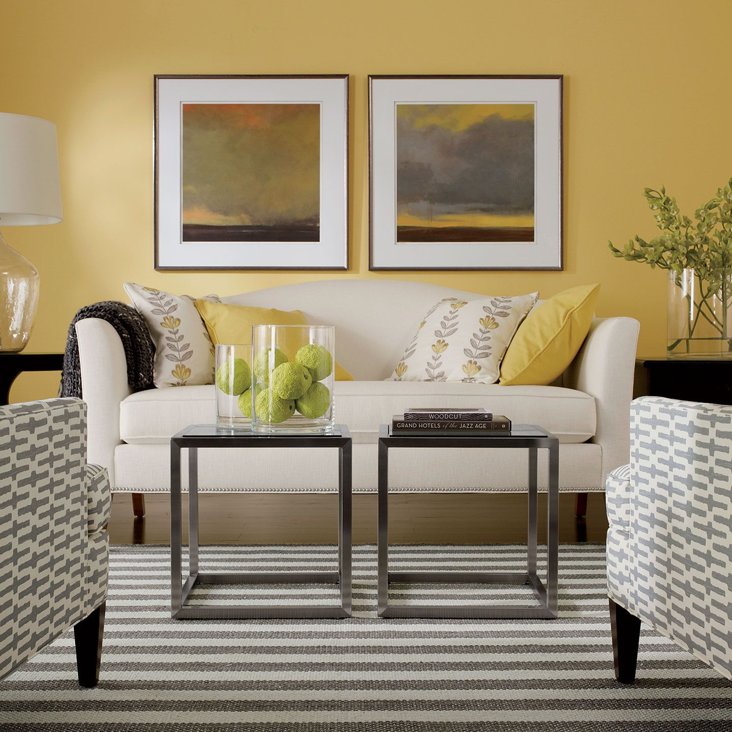 Ethan Allen Jordan Bunching Coffee Table: Hartwell Sofas And Loveseat
