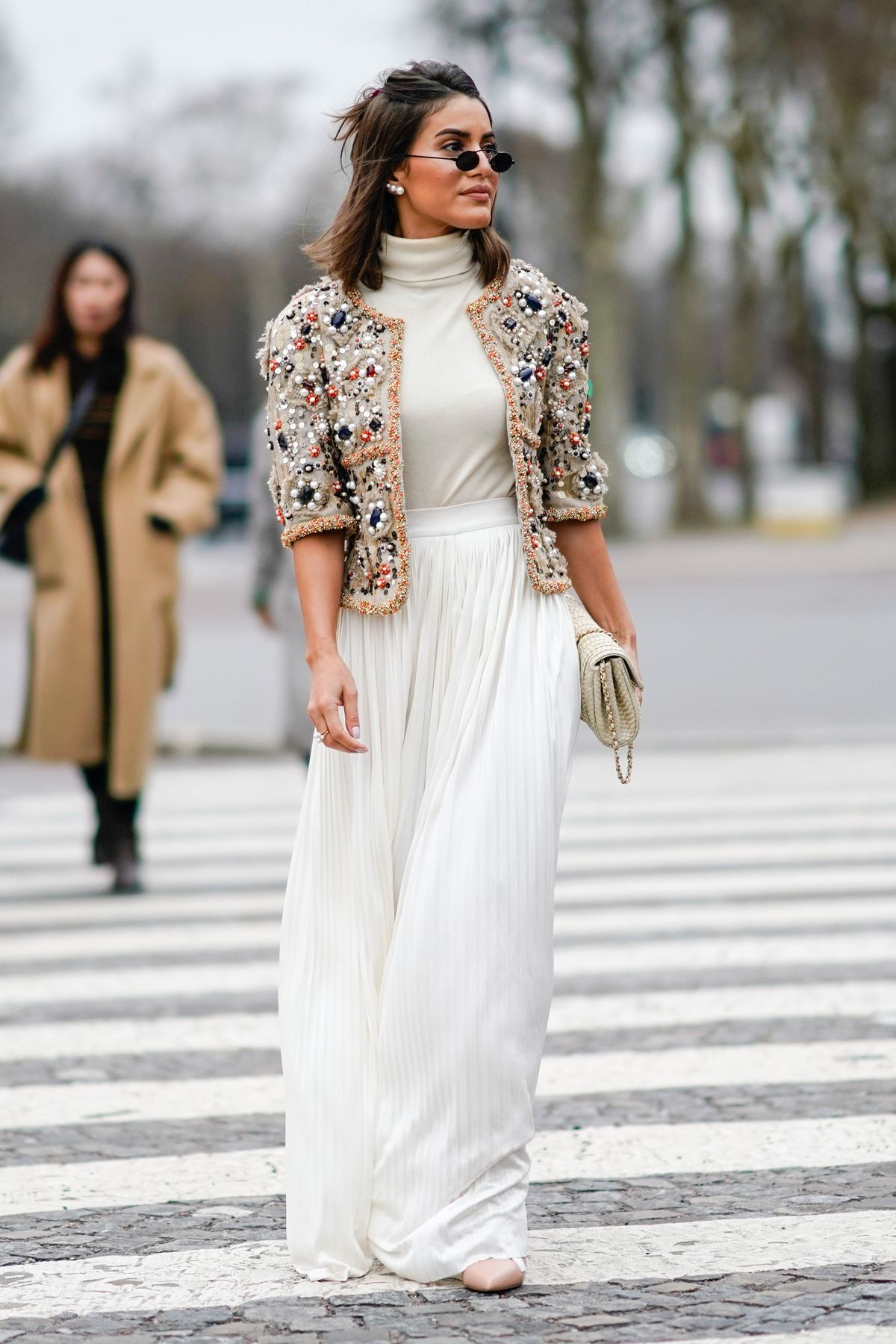 The best street style from haute couture spring summer class