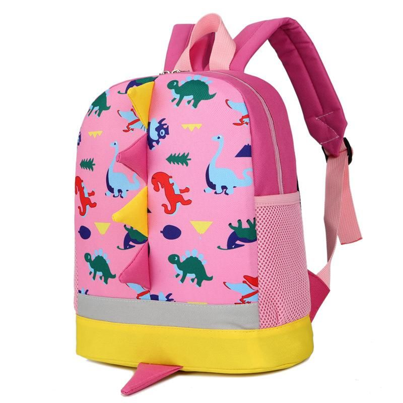 502fe76b4eb4 Cartoon Cute Backpack Kindergarten Bags for 1-3-5 Years Old Girls Boys School  Bag