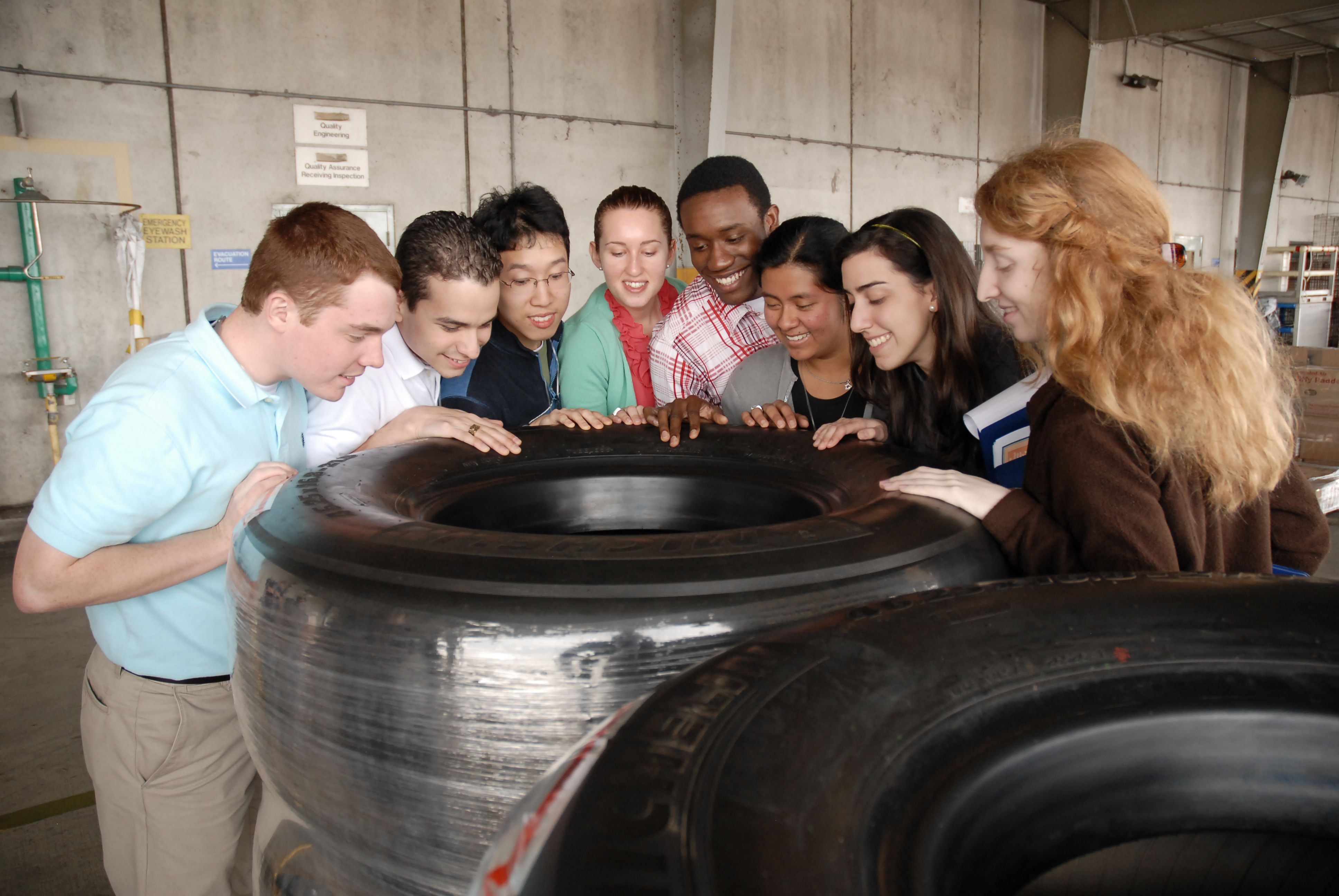 Eight Aerospace Engineering Students From The Massachusetts Institute Of Technolo Harvard Business School Massachusetts Institute Of Technology Business School