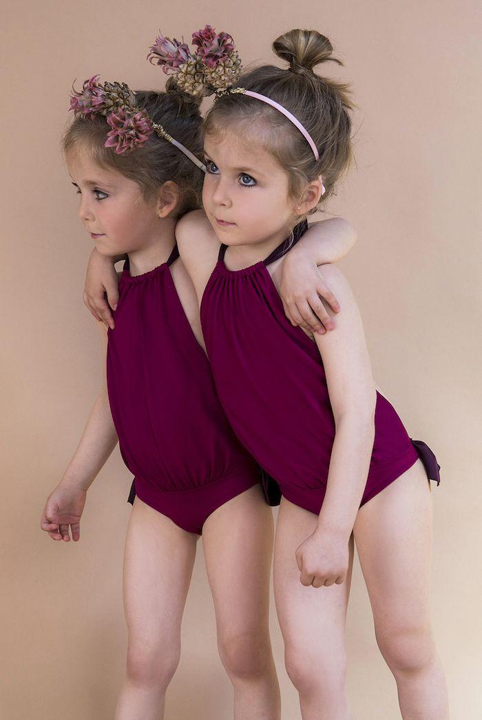 bdacaaef8 Bqueenie bañadores para niña