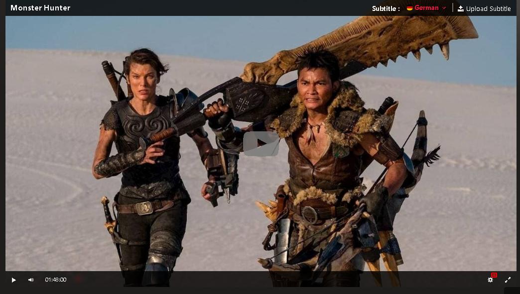 Hd Monster Hunter 2020 Ganzer Film Deutsch Di 2020 Monster Hunter Milla Jovovich Gambar