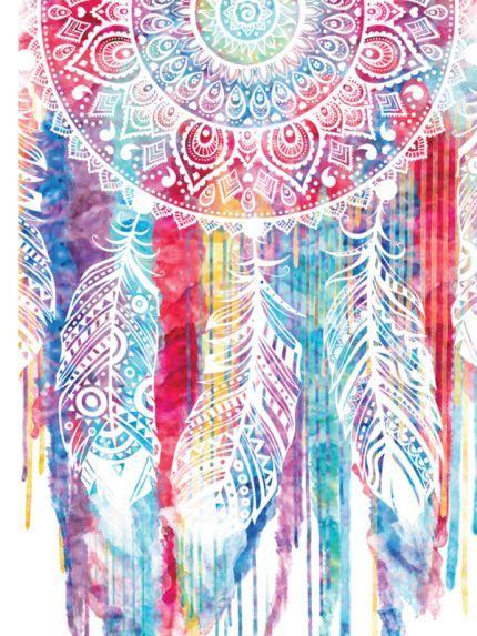 Image result for boho watercolor tumblr wallpaper | Cool ...