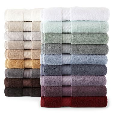 Royal Velvet Egyptian Cotton Solid Bath Towels Jcpenney Towel