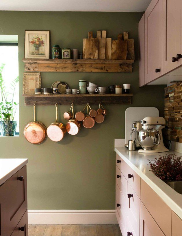 Photo of Calling It: Olive Green Kitchens Will Be Everywhere in 2020