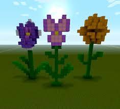 Minecraft Giant Flower Google Search Giant Flowers Minecraft Kingdom Minecraft Inspo