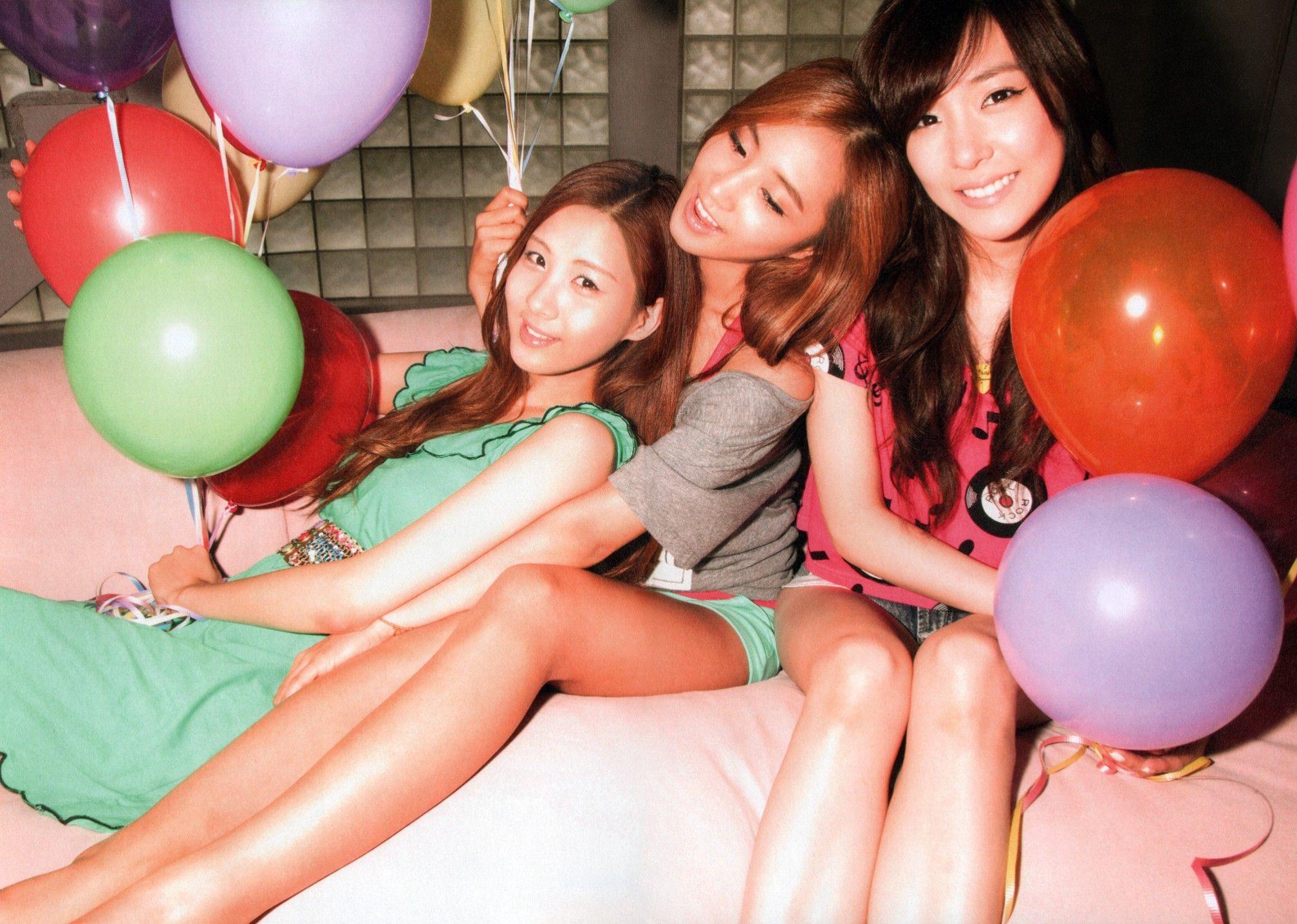 wow girls group