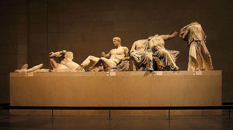 Don T Laugh At My Major Parthenon Elgin Marbles British Museum