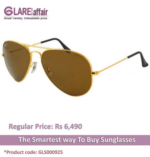 Ray-Ban RB3025 001/57 Polarized Aviator Large Metal Arista-Brown Size:58 Sunglasses http://www.glareaffair.com/sunglasses/ray-ban-rb3025-001-57-polarized-aviator-large-metal-arista-brown-size-58-sunglasses.html  Brand : Ray-Ban  Rs6,490