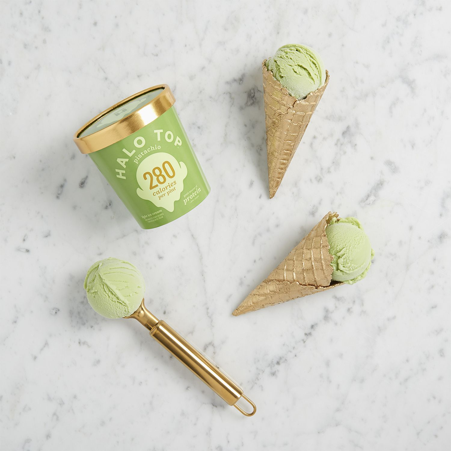 Could You Be Any More Green With Envy Halo Top Creamery Halo