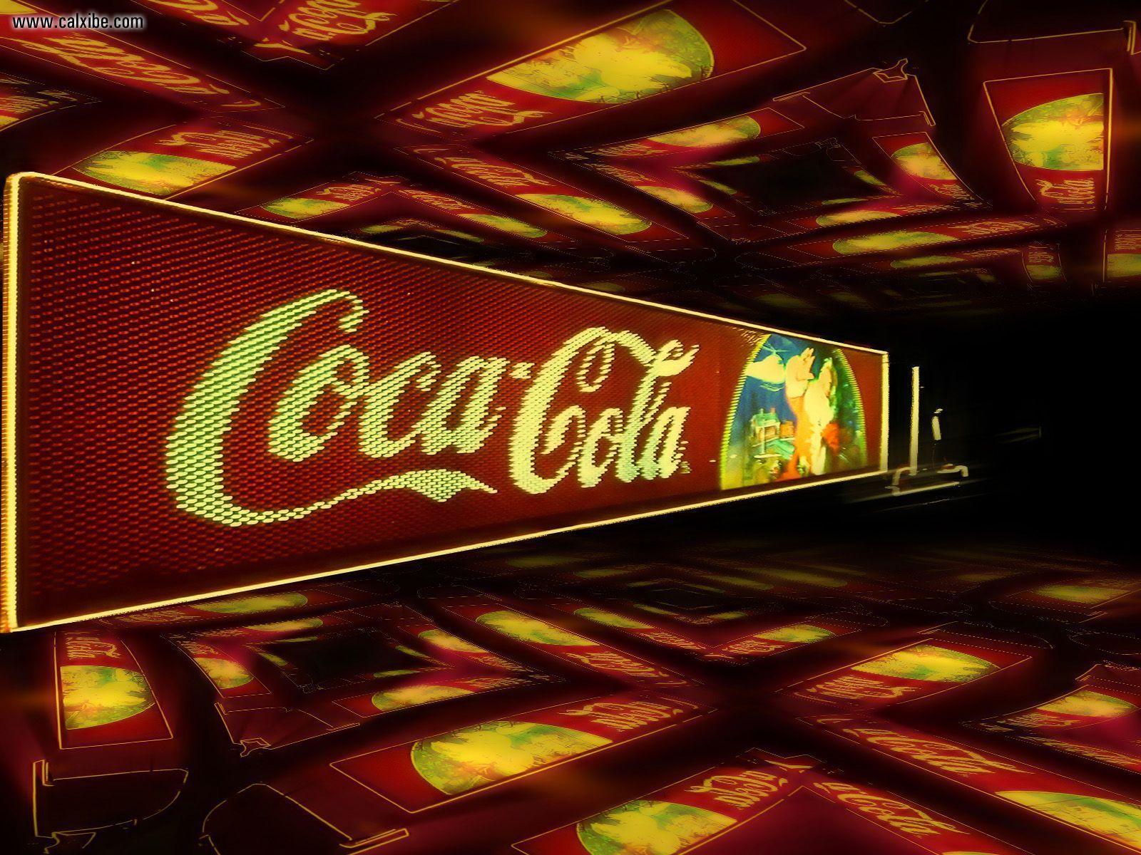 Coca-Cola Christmas Wallpaper | View Coca Cola - Christmas Truck in ...