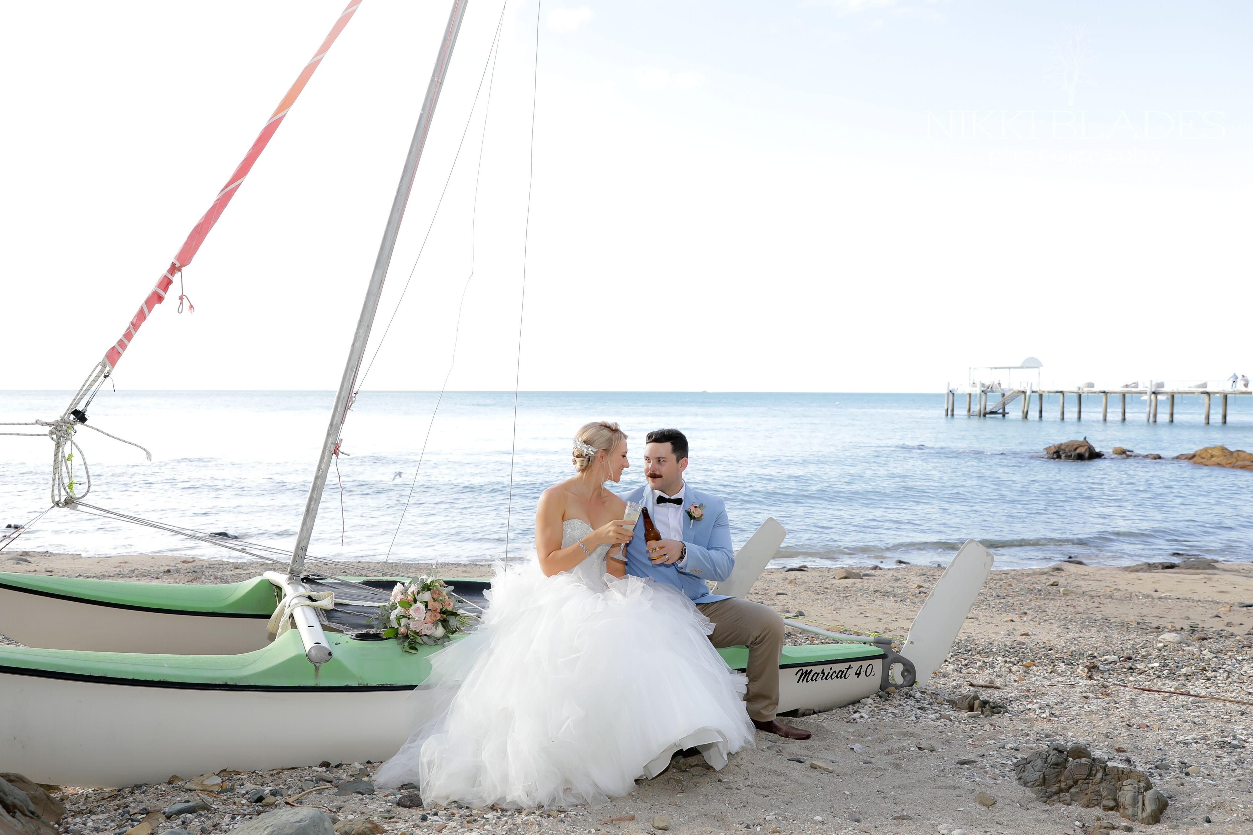 Airlie Beach Wedding Photographer Nikki Blades