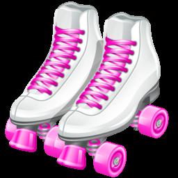 Leo Carroll Leocarrollsdr Converse Chuck Taylor High Top Sneaker Pink Roller Skates Converse High Top Sneaker
