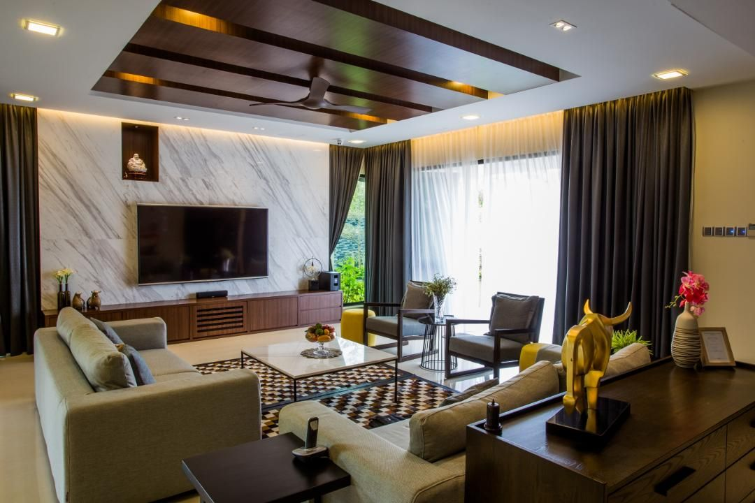 Check Out This Modern Style Landed Living Room And Other Similar