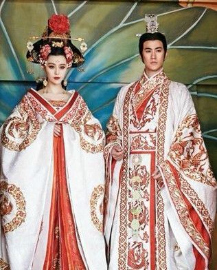 db974c9a1 Ancient China Emperor and Empress Costume | Oriental Style in 2019 ...