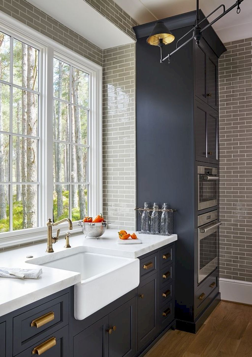 110 awesome kitchen backsplash remodel ideas home kitchen decor rh pinterest com